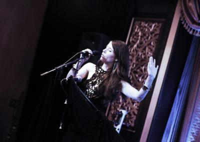 Ariana Saraha at the Alchemy Castle, Los Angeles, April 2016
