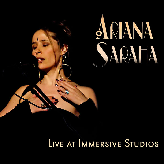 Ariana Saraha - Live at Immersive CD