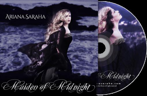 Maiden of Midnight CD
