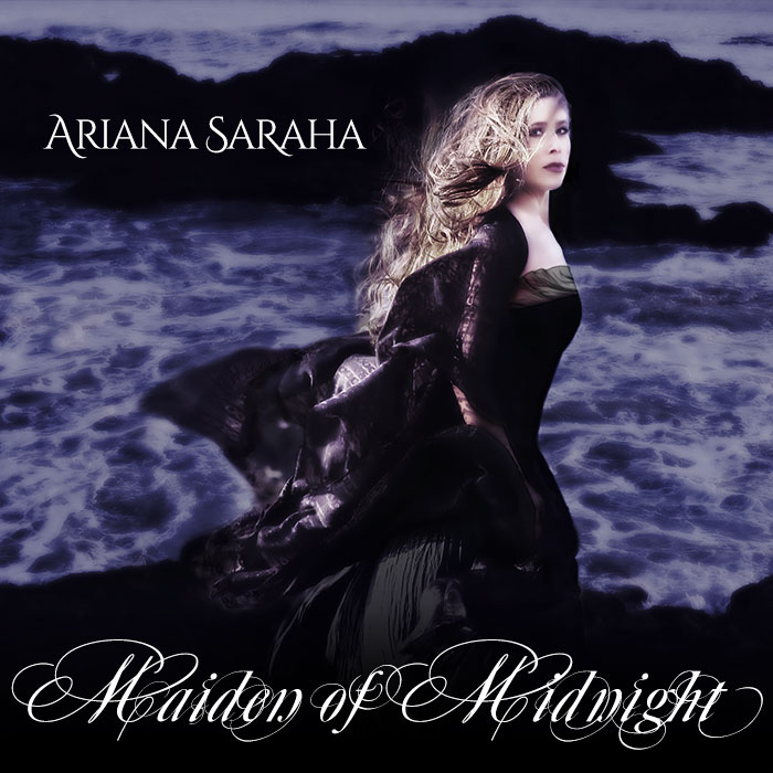 Ariana Saraha - Maiden of Midnight CD