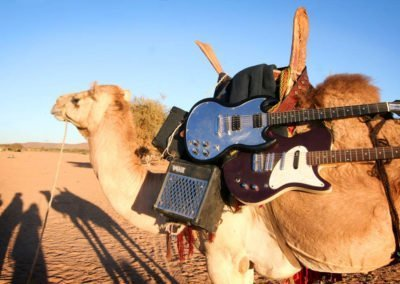Photo courtesy of Tinariwen
