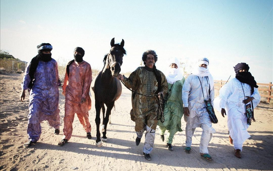 Tinariwen: on exile, beauty, resilience, and the universal longing for home…